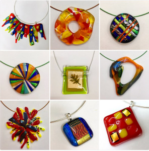 Glass Jewellery 28th September 2019 @ Rainbow Glass Studios | England | United Kingdom