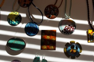 Enamel Jewellery 2 Day Course - 19th/20th July 2014 @ Rainbow Glass Studios | London | United Kingdom