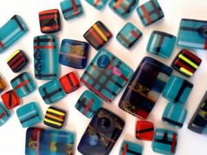 Glass Jewellery & Enamelling Class - 26th/27th July 2014 @ Rainbow Glass Studios | London | United Kingdom