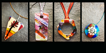 advanced glass jewellery class